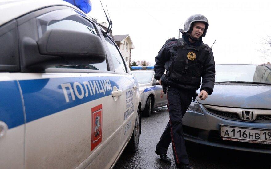 Rusija nuteisė du IS narius, planavusius atakas Maskvoje