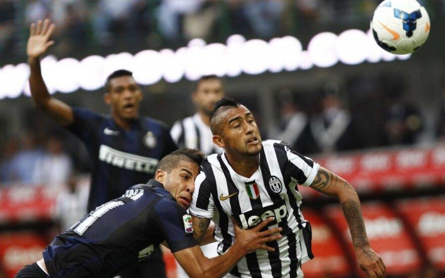 """""""Inter"""" - """"Juventus"""""""