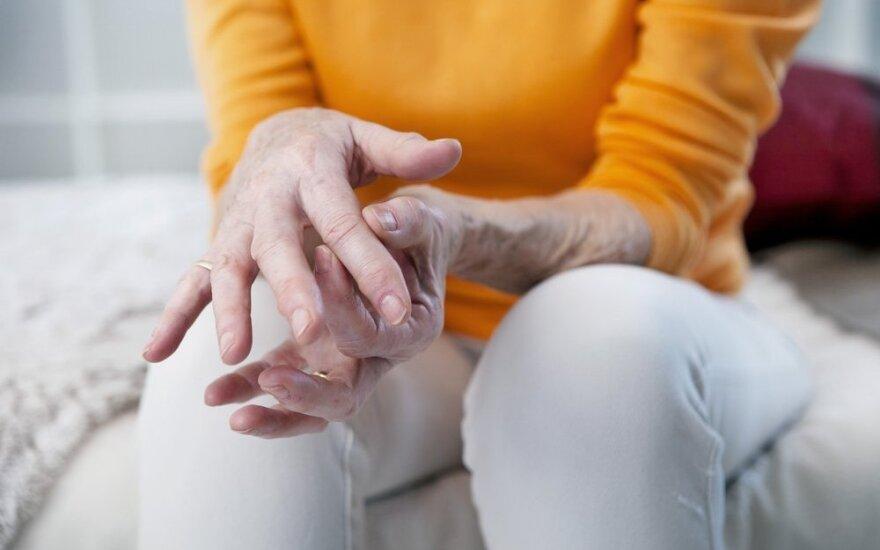 Kaip išvengti rankų ligų: gydymas ir pratimai