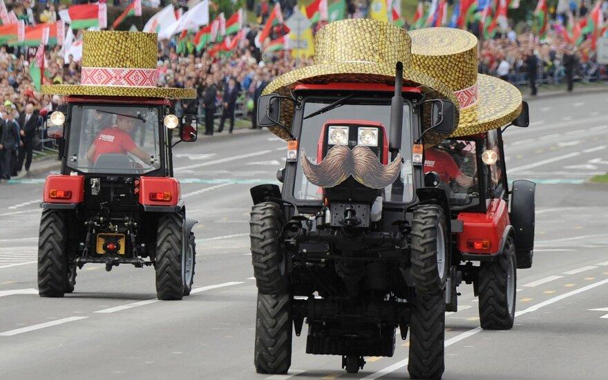 Baltarusija siekia visiško JAV sankcijų atšaukimo