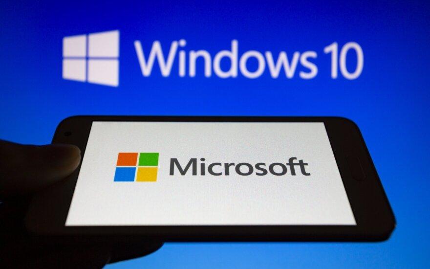 IT specialistas I. Bankauskas rekomenduoja atnaujinti Windows operacinę sistemą.