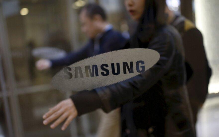 Samsung logotipas