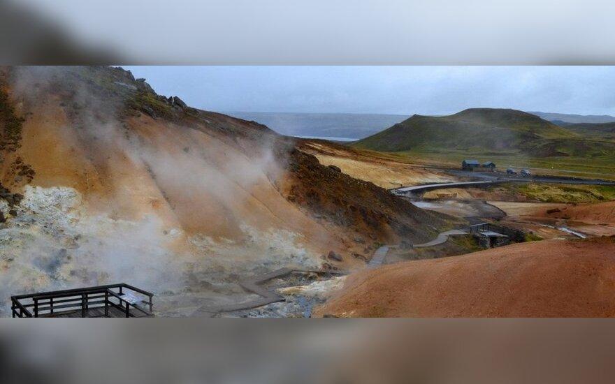 Islandijai: esi išskirtinė, nepriklausoma ir drąsi šalis
