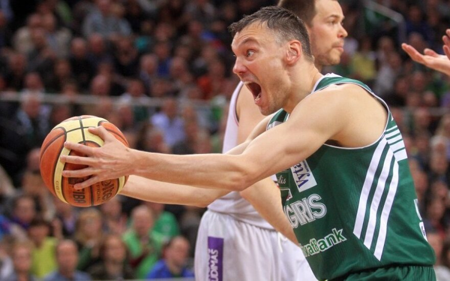 Šarūnas Jasikevicius to be named Euroleague Basketball Legend
