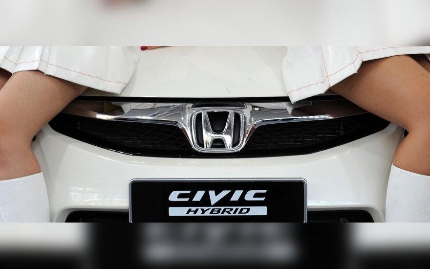 Hibridinių ir dyzelinių automobilių išliekamoji vertė didesnė nei benzininių