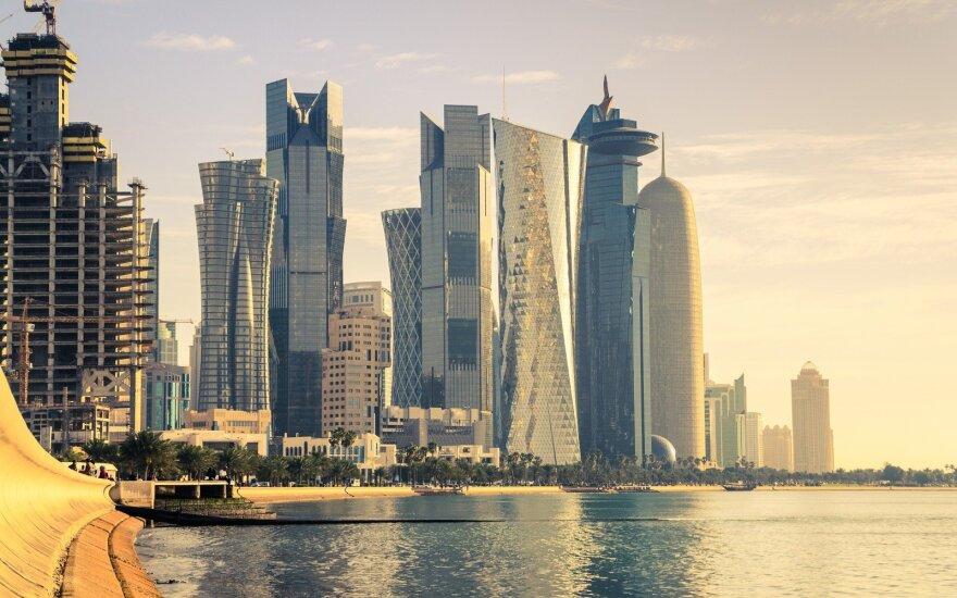 Kataras rimtai svarsto galimybę prisijungti prie NATO