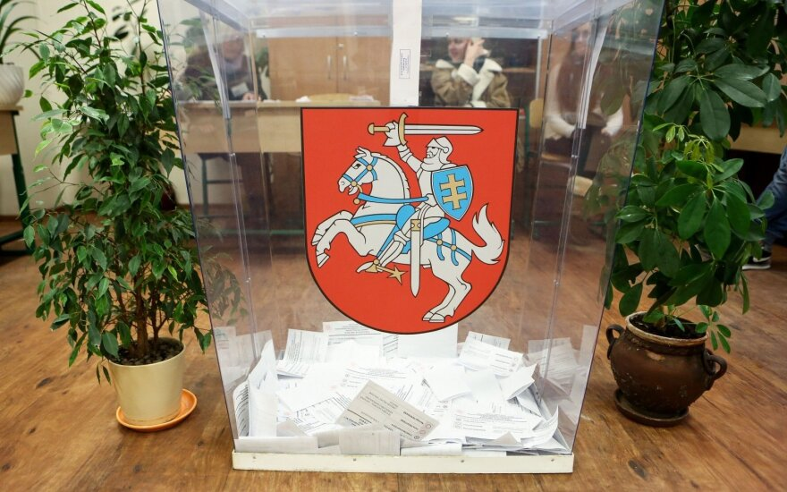 19 parties and 29 independents register for Lithuania's parliamentary elections