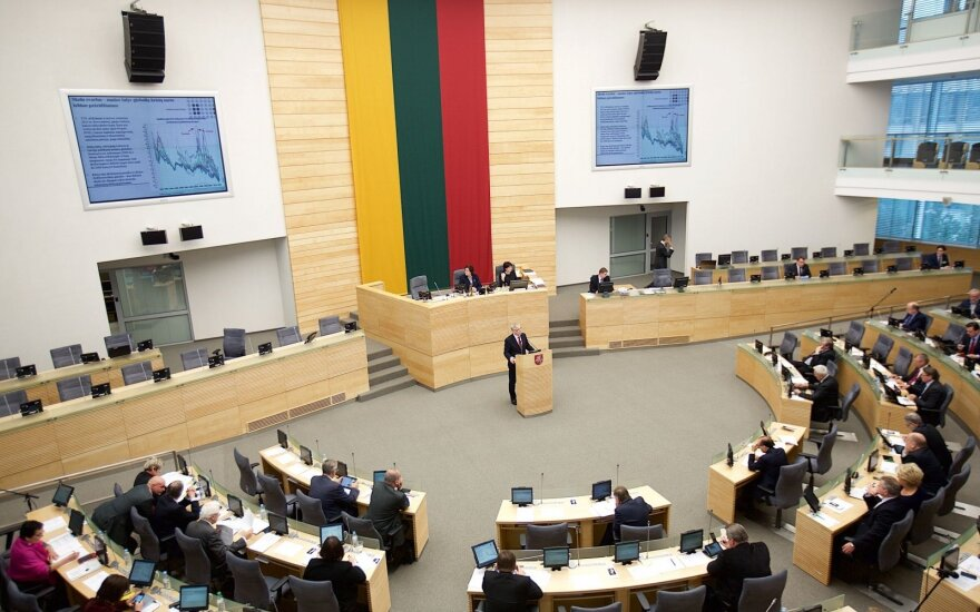 23 parties to run in Seimas elections this year