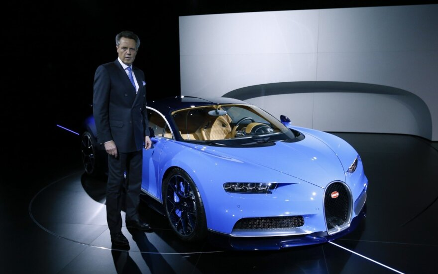 """""""Bugatti Chiron"""""""