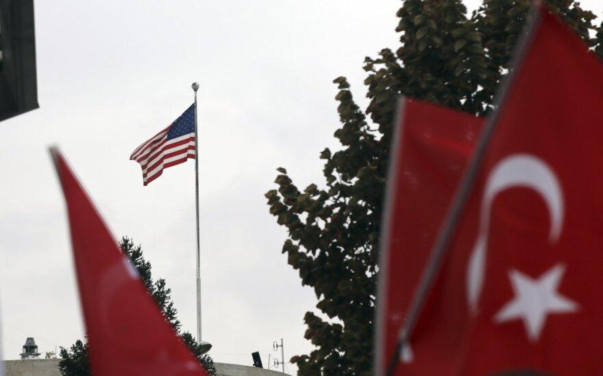 JAV ambasada Turkijoje