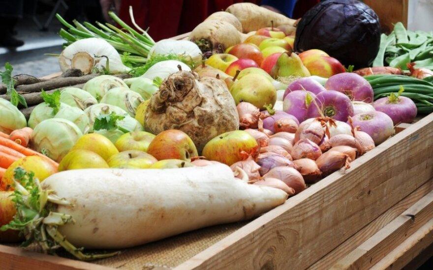 Vertingiausių žiemos daržovių penketukas