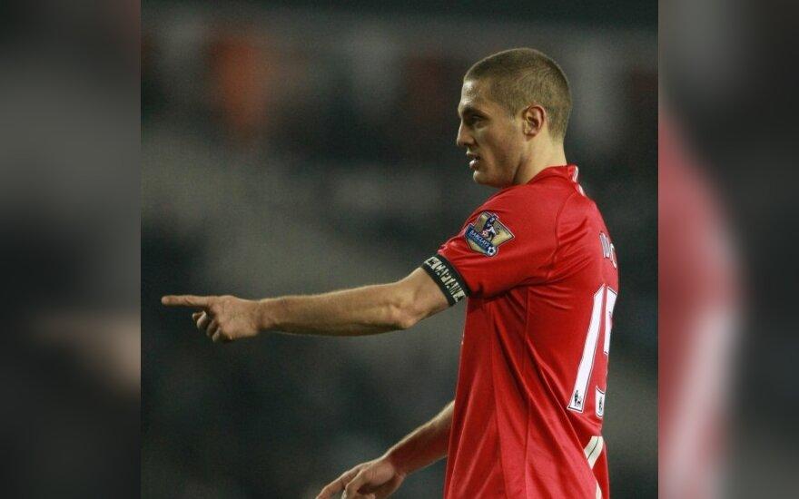 "Nemanja Vidičius (Manchester United"")"