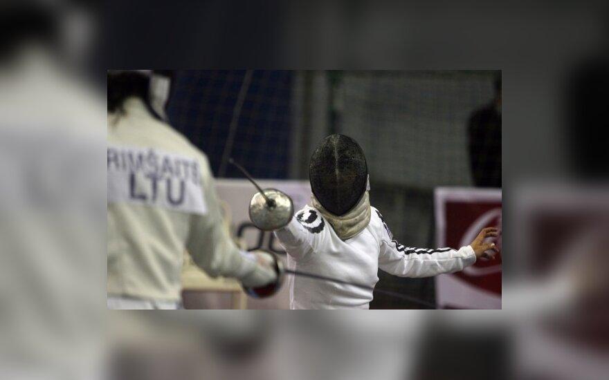 Lietuvos penkiakovininkės Europos čempionate užėmė penktą ir aštuntą vietas