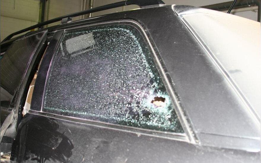 Pasieniečiai ir policininkai sutriuškino kontrabandininkų gaują