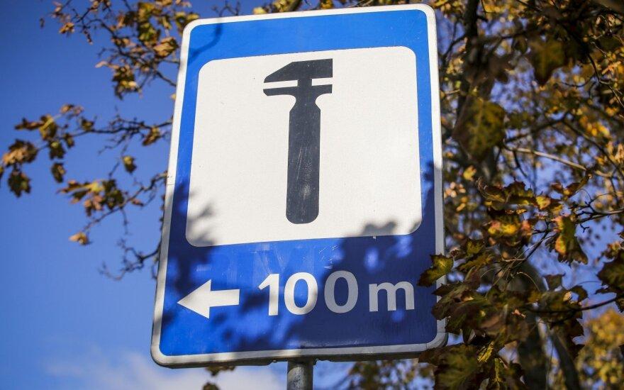Trys pavojingi gedimai, kuriems vairuotojai skiria mažiausiai dėmesio