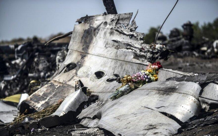 Malaizija siųs grupę tyrėjų į Ukrainą tirti lėktuvo katastrofos