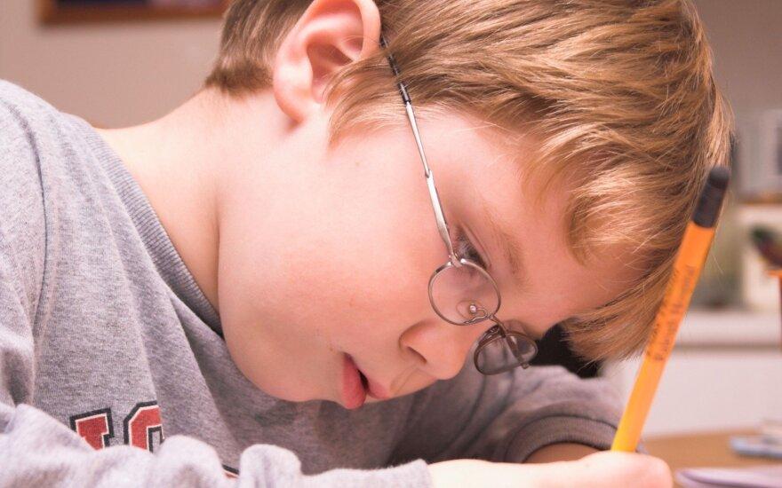 Siūloma įteisinti mokymąsi šeimoje