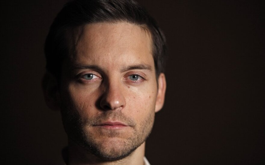 Tobey Maguire'as