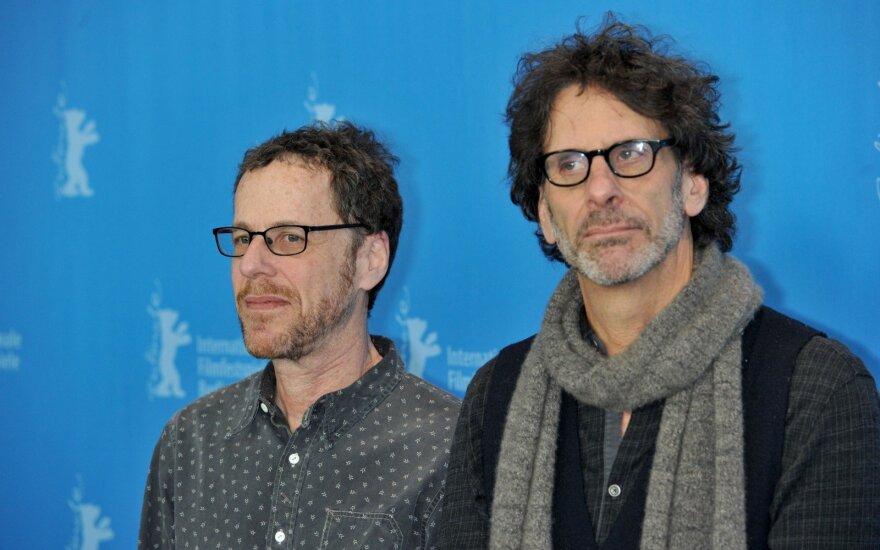 Broliai Ethanas ir Joelis Coenai
