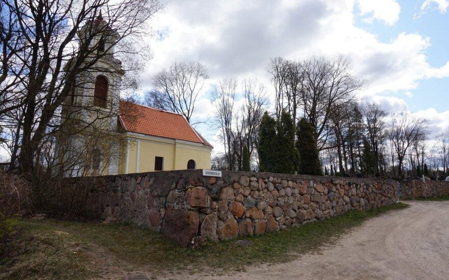 Užmirštas Vilniaus senasis kelias Paneriuose