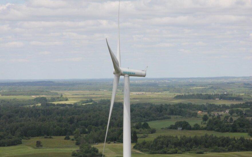 Vėjo jėgainių parkas