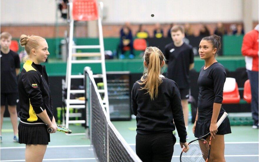 Eidukonytė išsilaikė WTA reitingo tūkstantuke