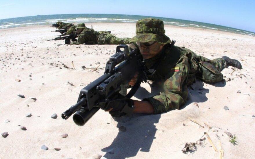 NATO štabe Vilniuje dirbs 40 karių iš daugiau nei 10 Aljanso šalių