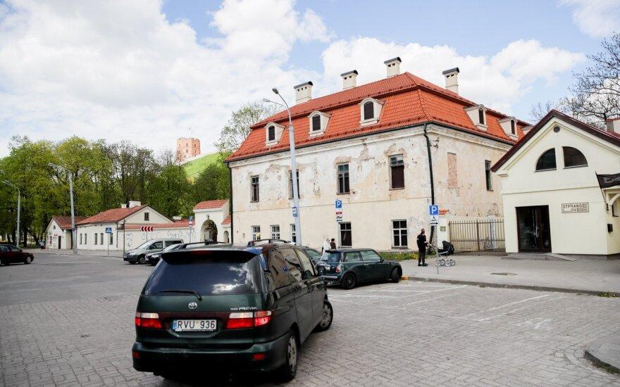 Kirdiejai Palace