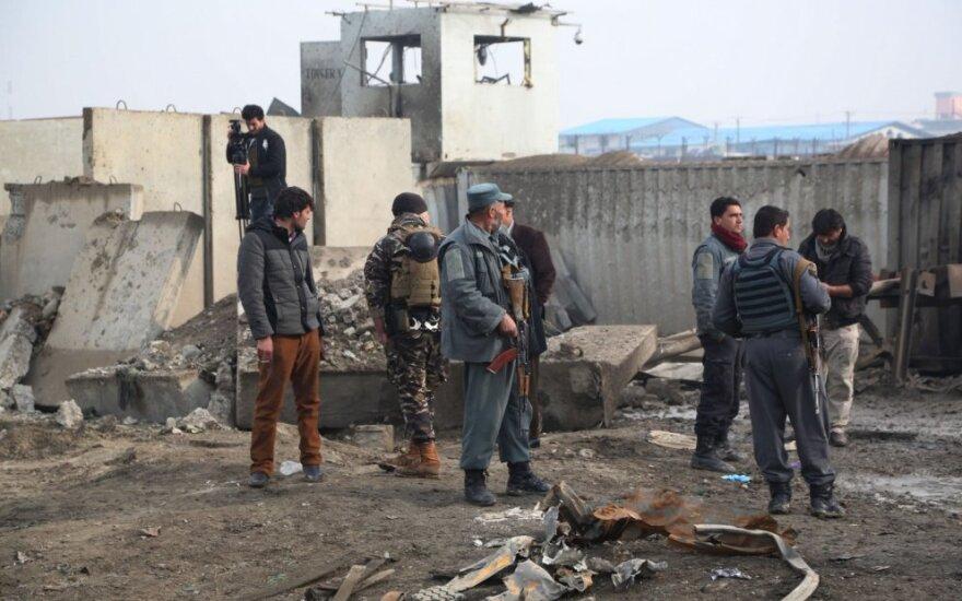 Kabulas po talibano atakos