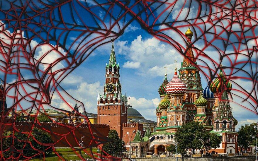 Rusijos atsakymas į notą: tarnybos informuotos imtis visų reikiamų priemonių