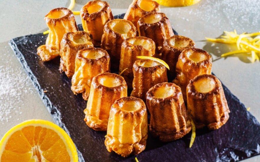5 prancūziškų desertų idėjos Naujųjų sutikimo stalui