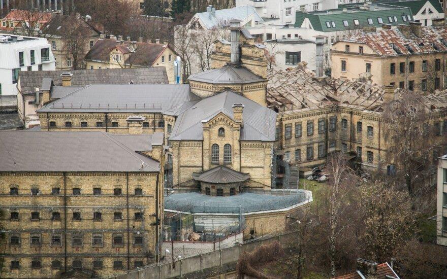 Neįtikėtina: Lukiškėse besimasturbuojantis užkluptas kalinys į teismą padavė Lietuvą