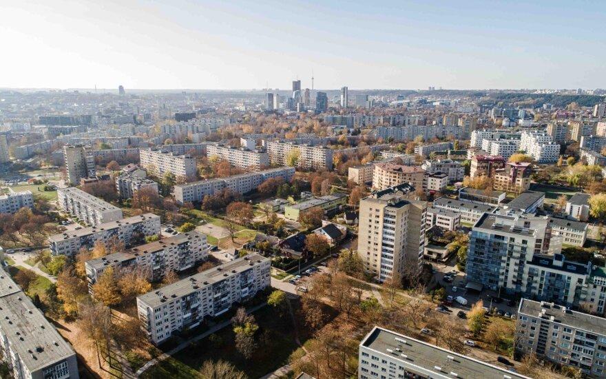 Tyrimas atskleidė, kokiuose būstuose gyvena daugiausia lietuvių