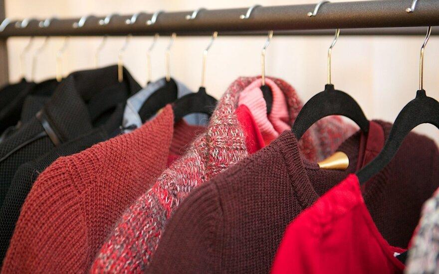 Nustemba, kokie drabužiai pagaminti Lietuvoje