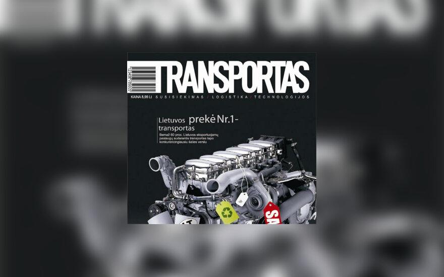 """Žurnalas """"Transportas"""""""