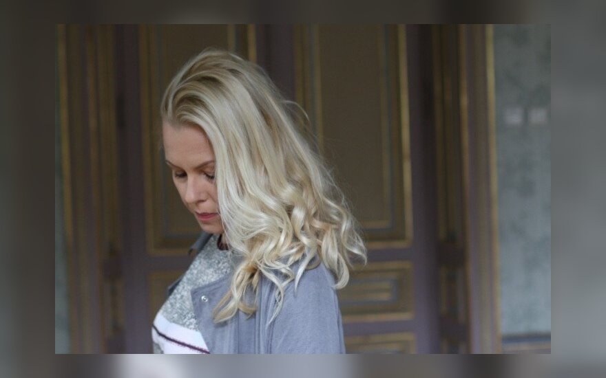 Jurgita Adamonytė, FOTO: R. Baltakys