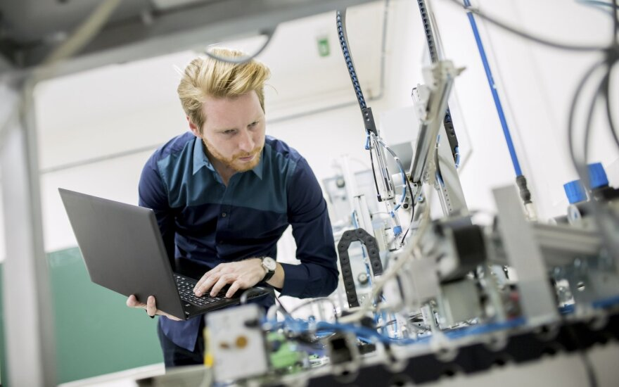 Verslas laukia dirbti ateinančių inžinerijos specialistų