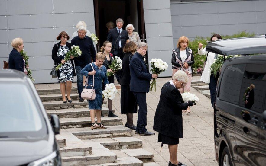 Editos Čekuolienės laidotuvės