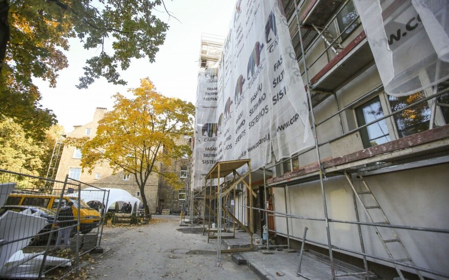 Housing renovation picks up pace in Lithuania