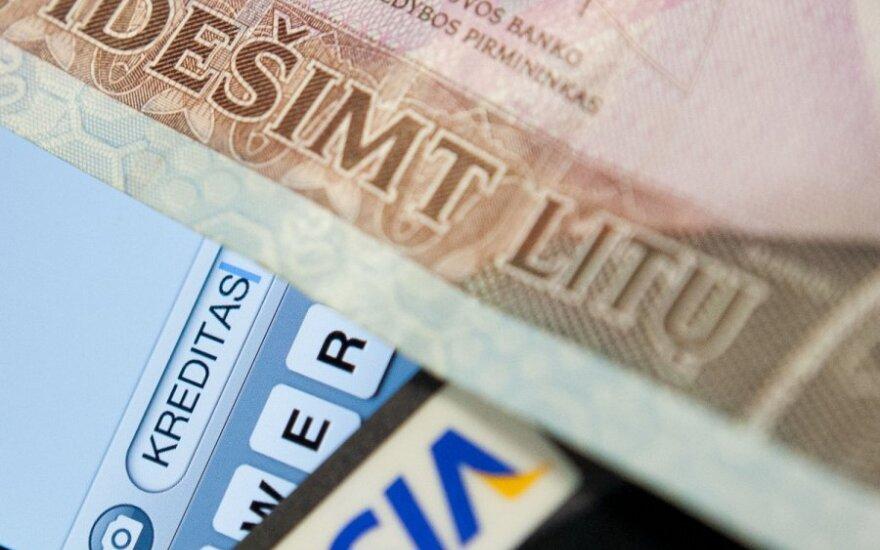 Psichinių sutrikimų turinti moteris įkliuvo į greitųjų kreditų pinkles