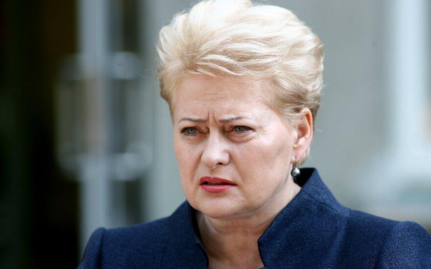 Dalia Grybauskaitė
