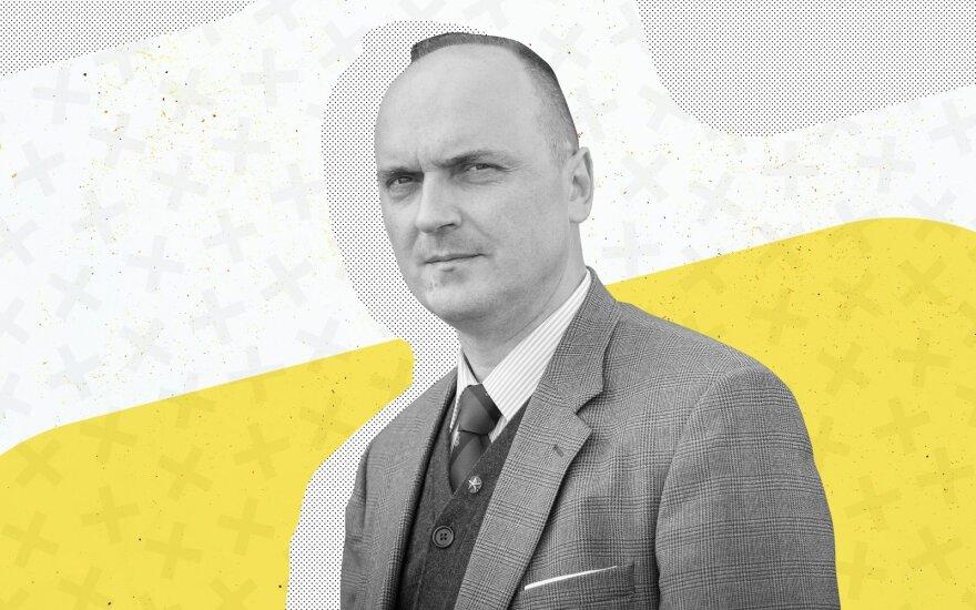 Giedrius Drukteinis