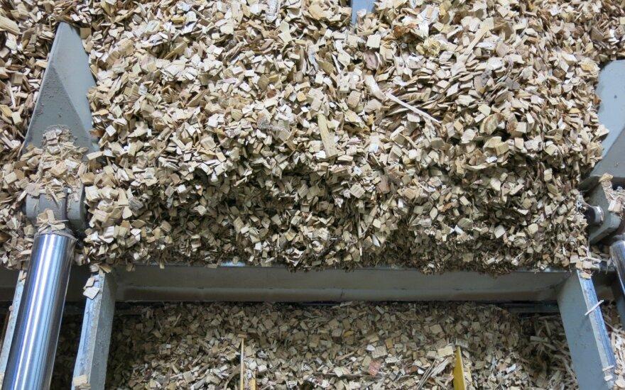 """Siūloma įtvirtinti, kad visi šilumos aukciono dalyviai biokurą įsigytų iš """"Baltpool"""""""