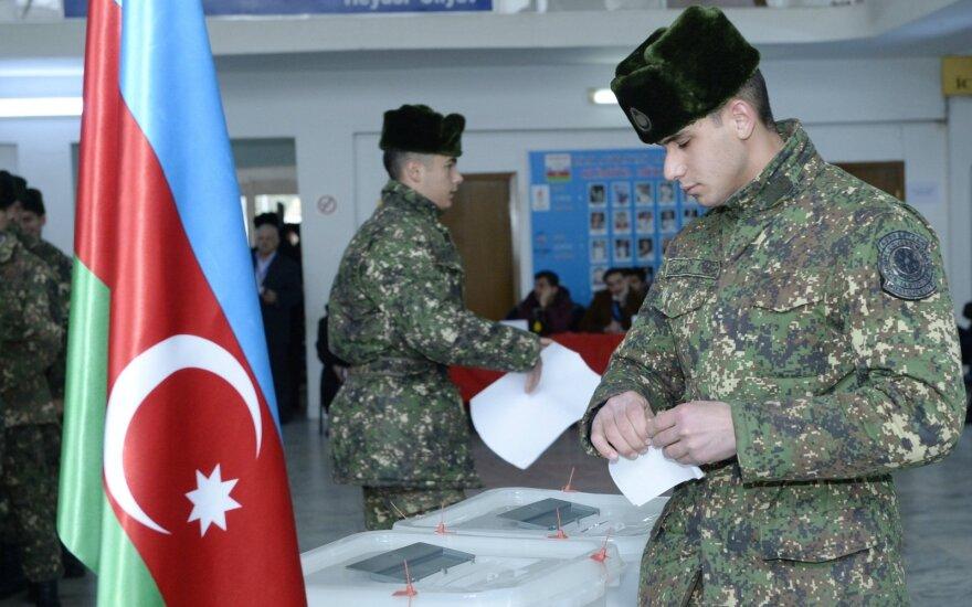 Rinkimai Azerbaidžane