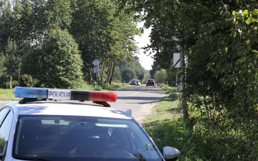 Per vasarą policija šalies keliuose nustatė beveik 6 000 neblaivių vairuotojų