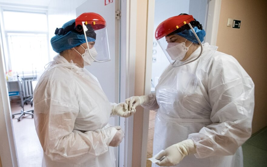 Skvernelis: Lithuania likely to return to nationwide quarantine