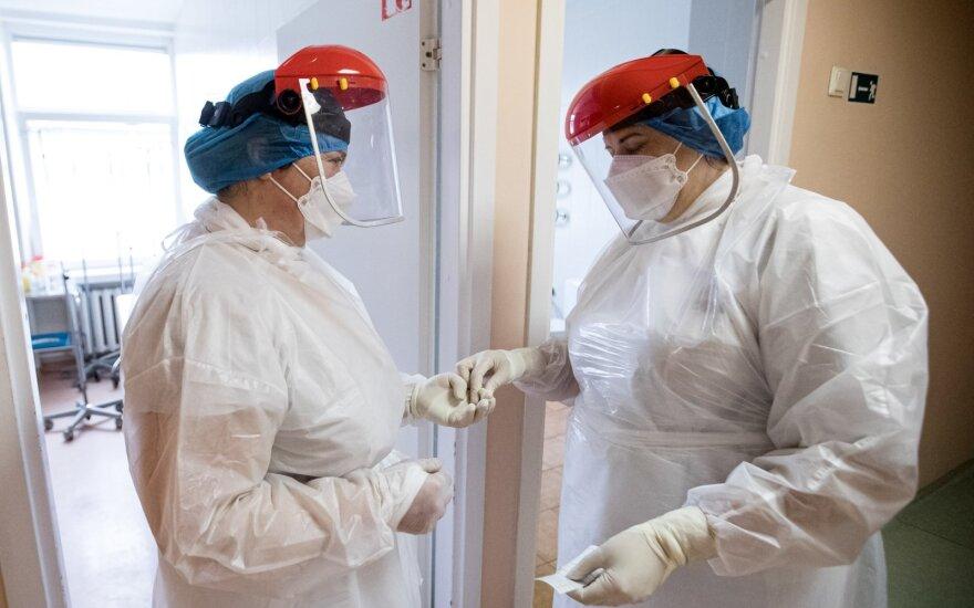 Žvirblienė: staigus viruso plitimas šalyje kelia du labai svarbius klausimus
