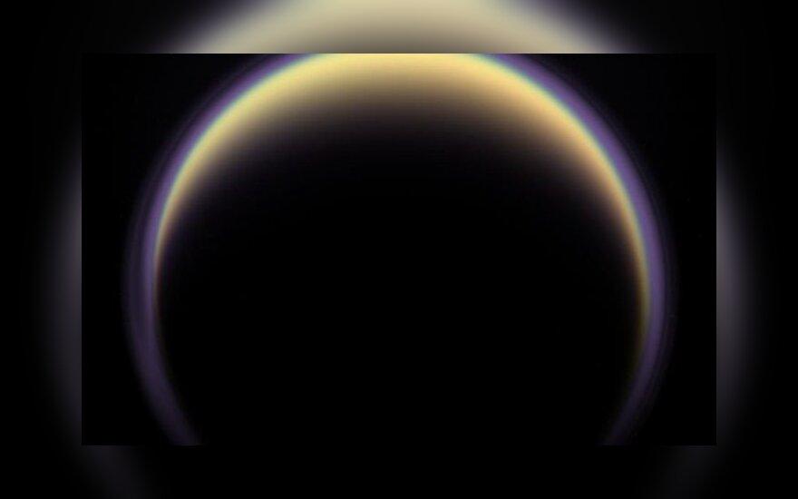Saturno mėnulis Titanas