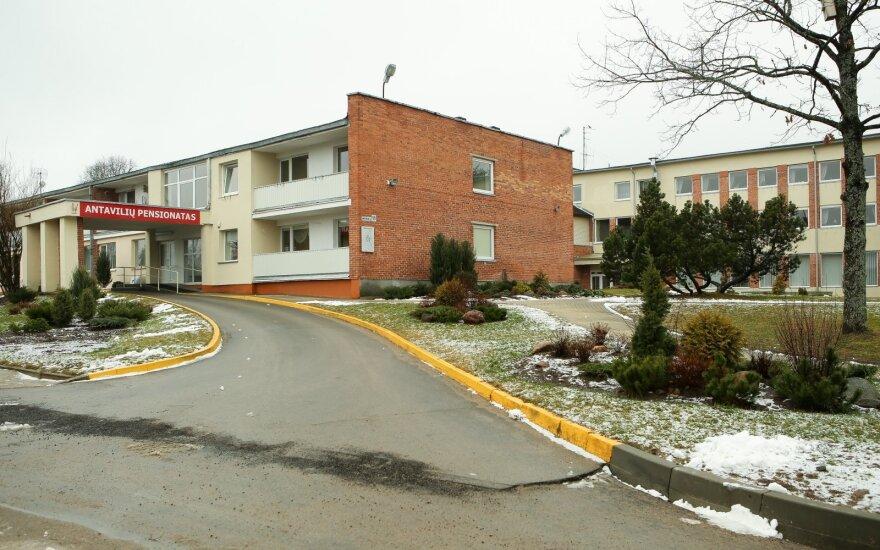 Coronavirus cases confirmed at 14 nursing homes