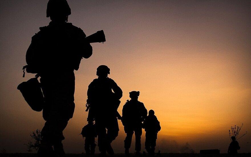 """JAV """"Marines"""" Helmando provincijoje, Afganistane. 2010-ieji metai"""